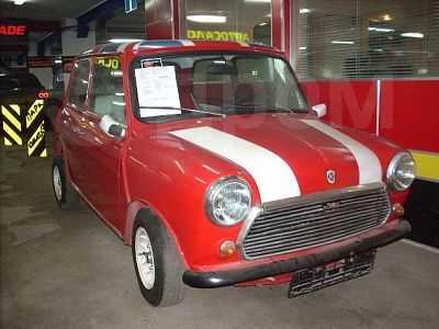 Mini Mini, 1984 год, 457 000 руб.