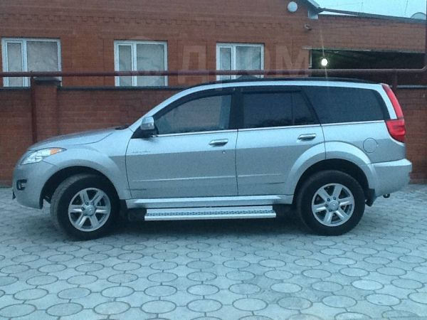Great Wall Hover H5, 2011 год, 600 000 руб.