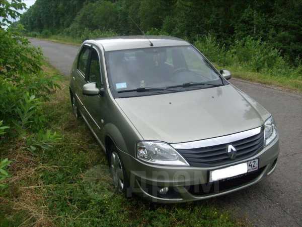 Renault Logan, 2010 год, 385 000 руб.