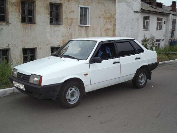 Лада 21099, 2001 год, 125 000 руб.