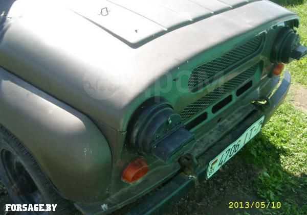 УАЗ 469, 1995 год, 120 000 руб.