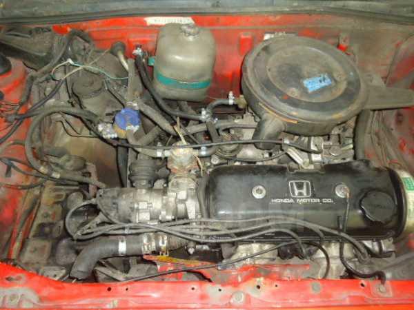 Honda Civic, 1984 год, 35 000 руб.