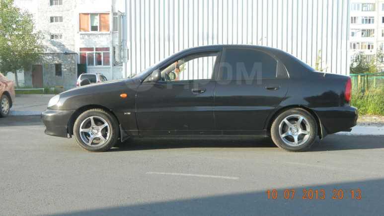 Chevrolet Lanos, 2009 год, 170 000 руб.