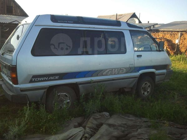 Toyota Town Ace, 1989 год, 140 000 руб.