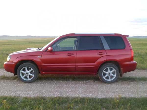 Subaru Forester, 2002 год, 220 000 руб.