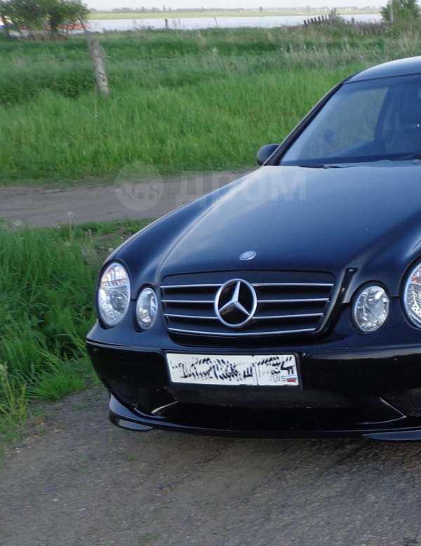 Mercedes-Benz CLK-Class, 2000 год, 560 000 руб.
