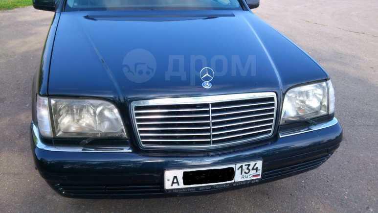 Mercedes-Benz S-Class, 1998 год, 500 000 руб.