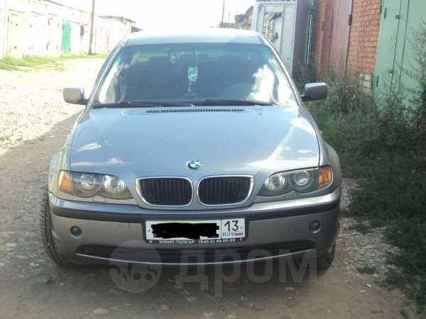 BMW 3-Series, 2004 год, 490 000 руб.