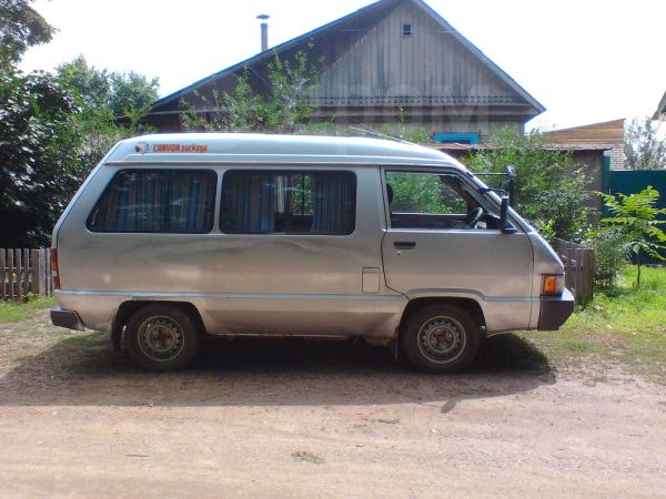 Toyota Town Ace, 1987 год, 75 000 руб.