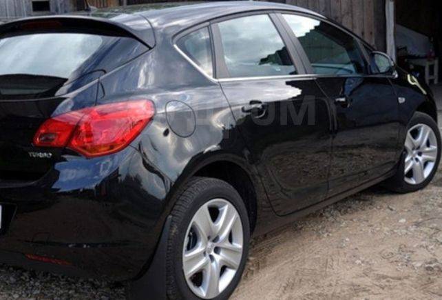 Opel Astra, 2011 год, 570 000 руб.