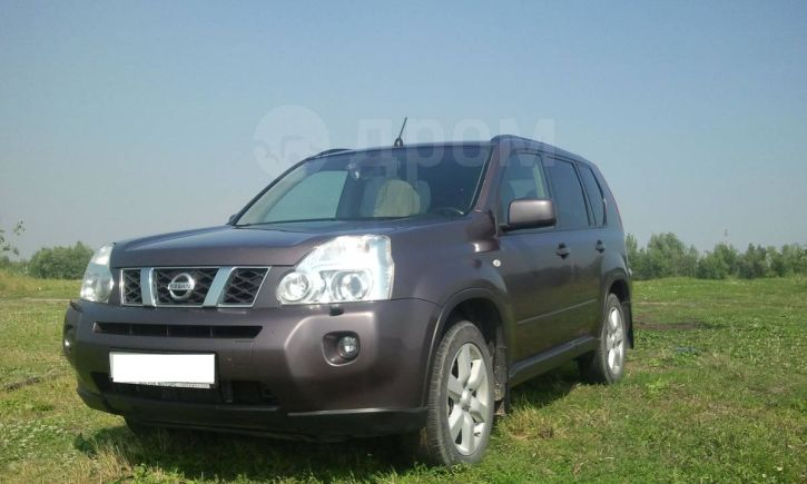 Nissan X-Trail, 2008 год, 760 000 руб.