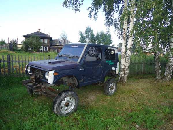 Suzuki Jimny, 1988 год, 60 000 руб.