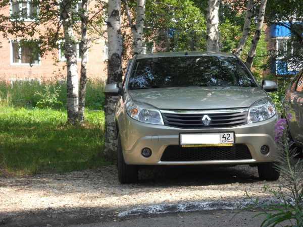 Renault Sandero, 2011 год, 390 000 руб.