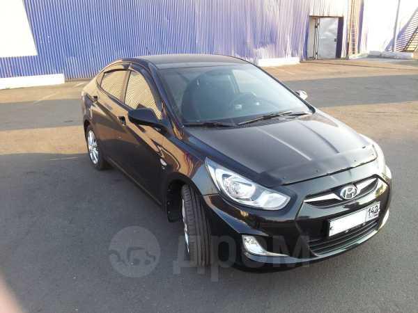 Hyundai Solaris, 2011 год, 570 000 руб.
