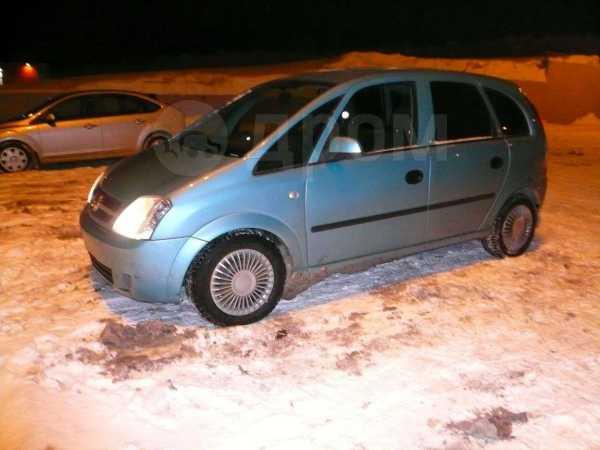 Opel Meriva, 2003 год, 270 000 руб.