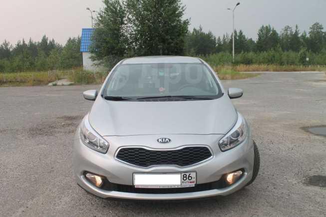 Kia Ceed, 2012 год, 620 000 руб.