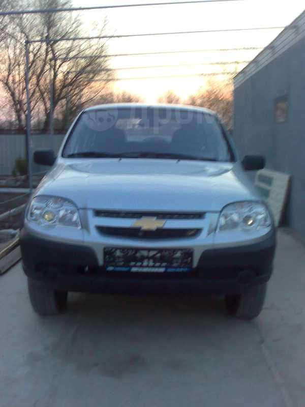 Chevrolet Niva, 2009 год, 370 000 руб.