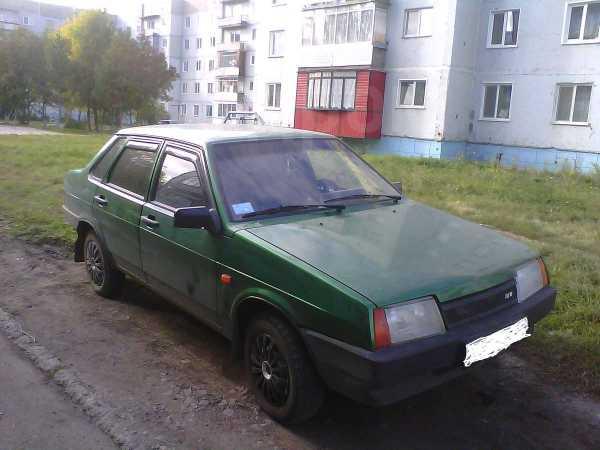 Лада 21099, 1999 год, 100 000 руб.