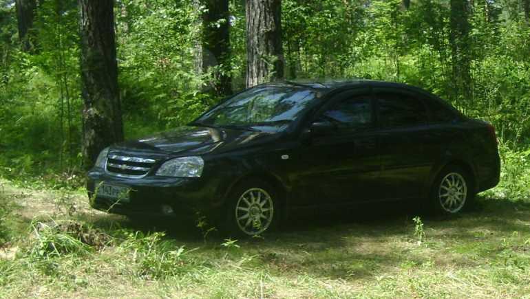 Chevrolet Lacetti, 2006 год, 350 000 руб.