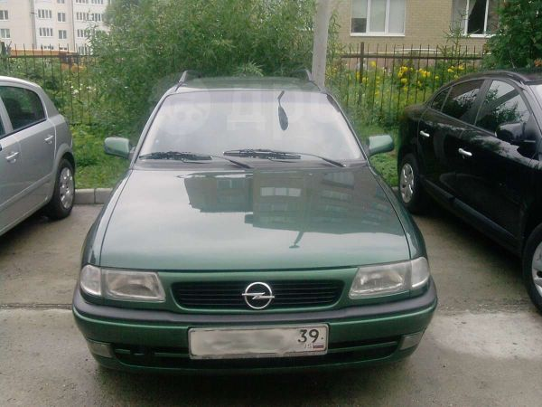 Opel Astra, 1997 год, 150 000 руб.
