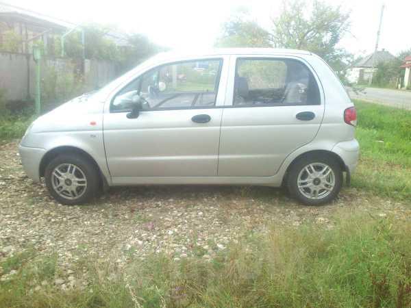 Daewoo Matiz, 2012 год, 265 000 руб.
