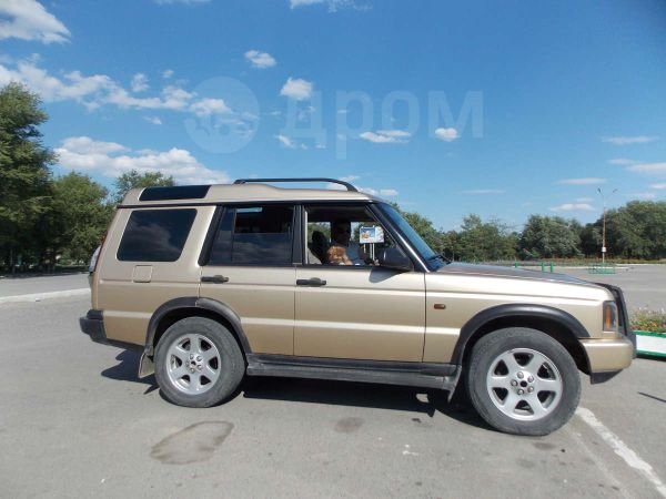 Land Rover Discovery, 2004 год, 560 000 руб.