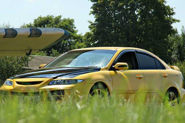 Mazda Mazda6, 2003 год, 333 000 руб.