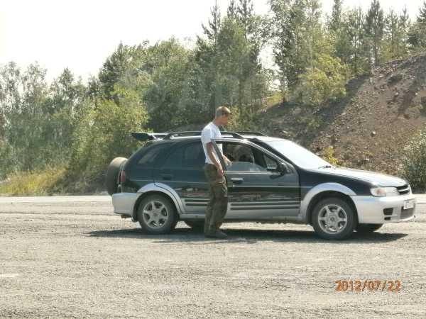 Nissan Lucino, 1997 год, 160 000 руб.