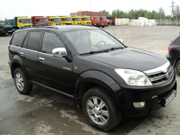 Great Wall Hover, 2008 год, 335 000 руб.