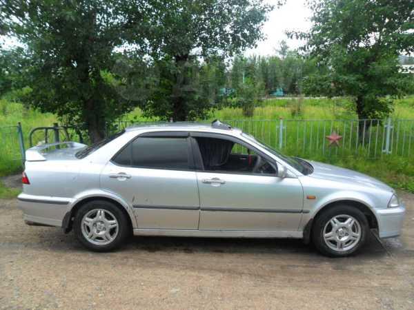 Honda Torneo, 1997 год, 230 000 руб.