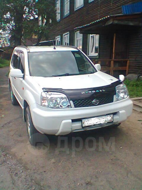Nissan X-Trail, 2001 год, 435 000 руб.
