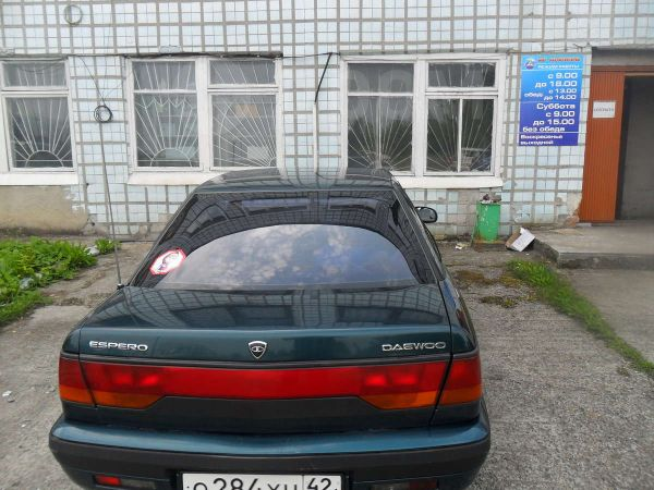 Daewoo Espero, 1998 год, 130 000 руб.