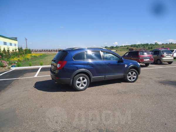 Chevrolet Captiva, 2008 год, 599 000 руб.