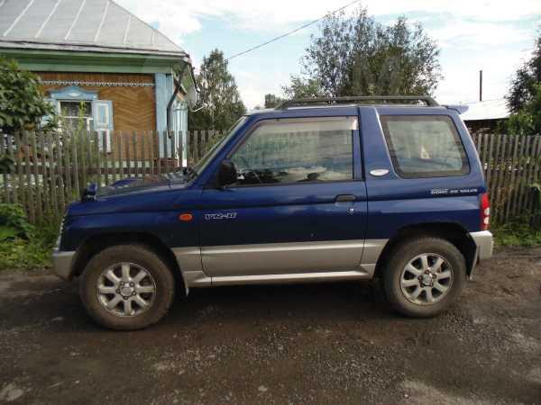 Mitsubishi Pajero Mini, 1996 год, 185 000 руб.