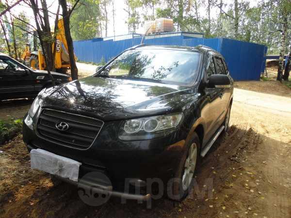 Hyundai Santa Fe, 2008 год, 800 000 руб.