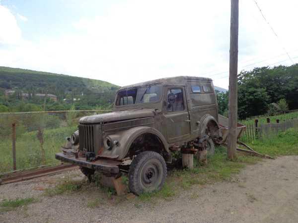 ГАЗ 69, 1969 год, 30 000 руб.