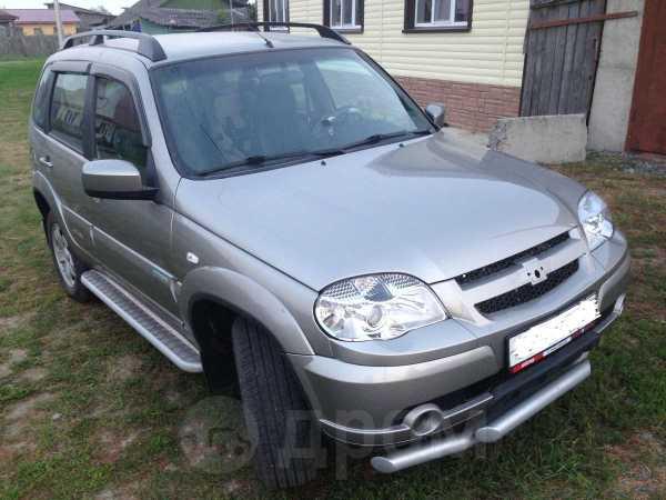 Chevrolet Niva, 2012 год, 485 000 руб.