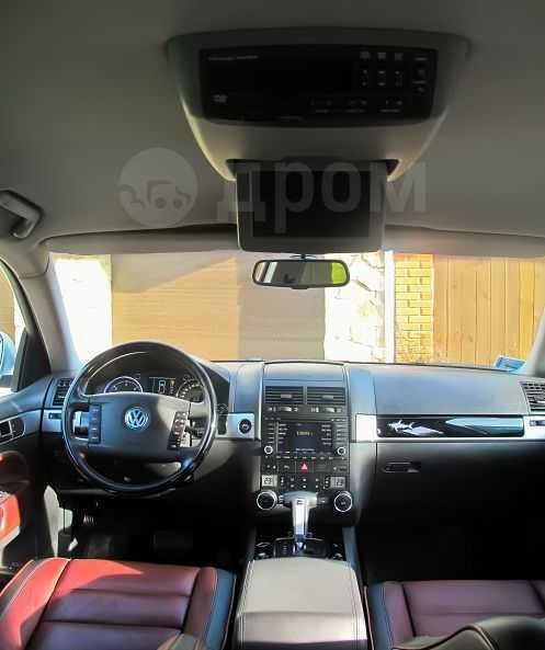 Volkswagen Touareg, 2005 год, 1 099 000 руб.