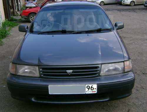 Toyota Tercel, 1993 год, 125 000 руб.