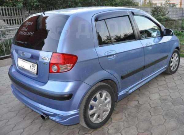 Hyundai Getz, 2004 год, 225 000 руб.