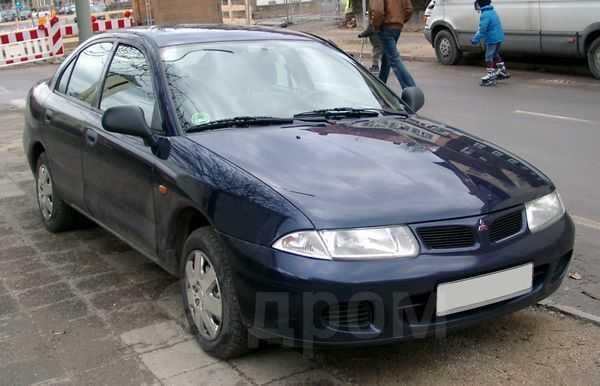 Mitsubishi Carisma, 1998 год, 170 000 руб.