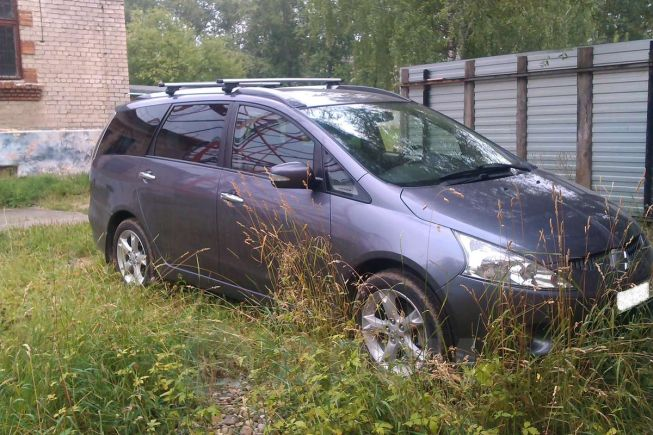 Mitsubishi Grandis, 2007 год, 550 000 руб.
