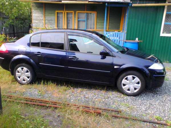 Renault Megane, 2007 год, 320 000 руб.