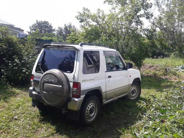 Mitsubishi Pajero Mini, 1996 год, 85 000 руб.
