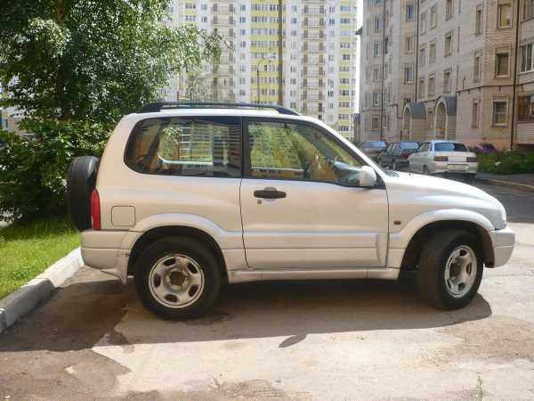 Suzuki Grand Vitara, 2003 год, 300 000 руб.