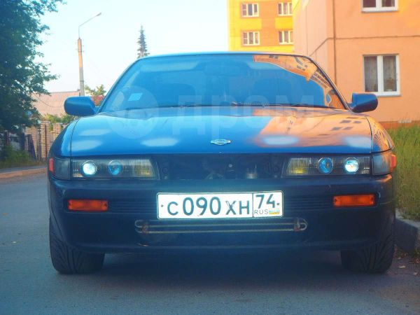 Nissan Silvia, 1990 год, 160 000 руб.