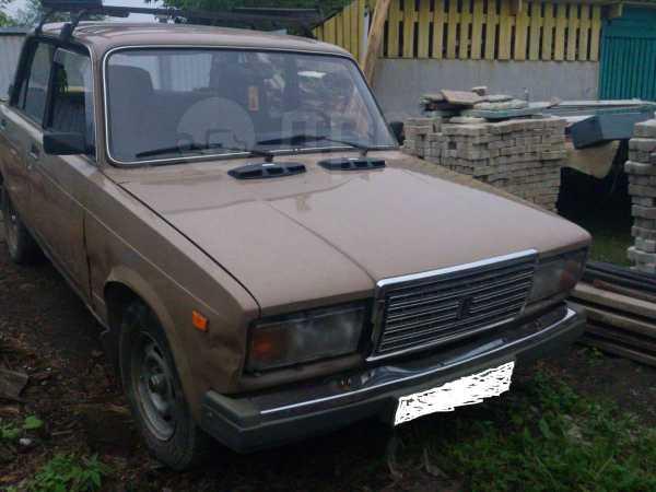 Лада 2107, 1983 год, 45 000 руб.