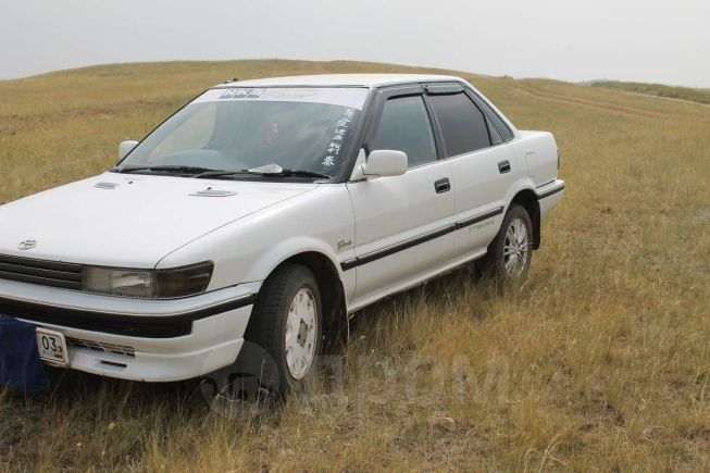 Toyota Sprinter, 1989 год, 145 000 руб.