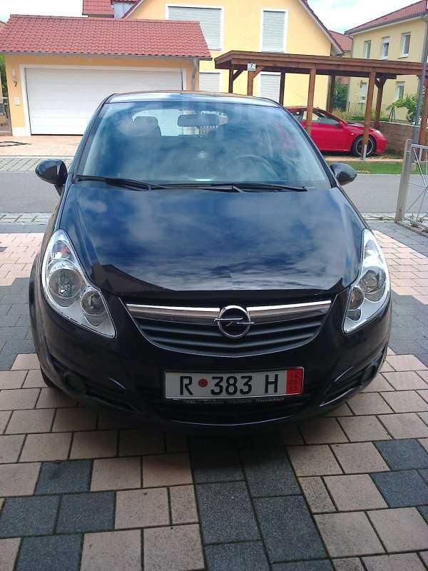 Opel Corsa, 2009 год, 360 000 руб.