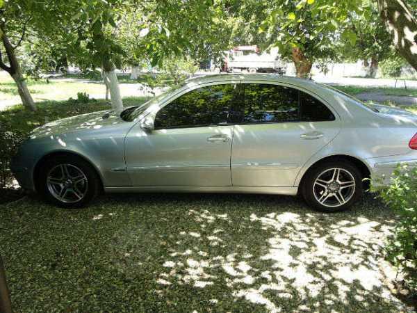Mercedes-Benz E-Class, 2003 год, 650 000 руб.
